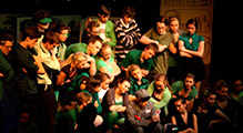 Seussical performance picture