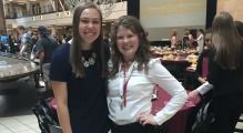 Two Seniors Selected to Attend U-MN Business Program