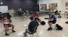 Summer Classes Welcome Students Back to CDH