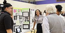 Sophomores Present History Day Research