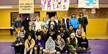 Students Gather to Fight Homelessness