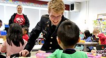 JROTC Teaches Junior Achievement