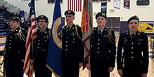 JROTC Made a Great Showing at UJMC