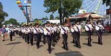 Marching Band Performs at 2017 Minnesota State Fair