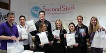 Students Support Second Stork