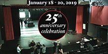 Plan to Attend the 25th Anniversary of the Lillian Theater