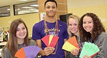 Annual Raffle Sales Benefit CDH Co-Curricular Activities and Athletics