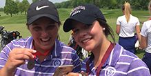 Two Golfers Headed to State