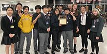 Math Team Has Outstanding Showing
