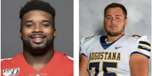 Two Raiders Headed to the NFL