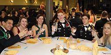 Hundreds Enjoyed a Fabulous Night at the  Military Ball