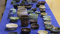 2015 Empty Bowls Event