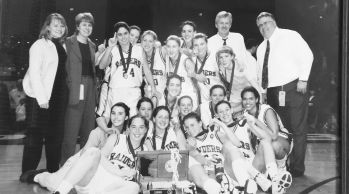 1999 Girls Basketball Team