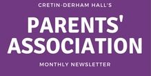 Parents' Association Monthly Newsletter