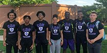 Track Athletes Compete at State