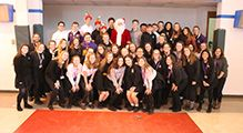 Lasallian Youth Annual Christmas Breakfast with Santa